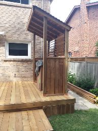 covered bbq area in deck - Google Search | Ideas for the House ...