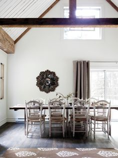 Rustic Fall Farmhouse #interior #design #decor #decoration #fall #farmhouse #house #home #countrystyle #country #rustic