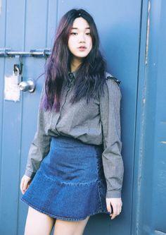 (77) jo eun hee | Tumblrwww.SELLaBIZ.gr ΠΩΛΗΣΕΙΣ ΕΠΙΧΕΙΡΗΣΕΩΝ ΔΩΡΕΑΝ ΑΓΓΕΛΙΕΣ ΠΩΛΗΣΗΣ ΕΠΙΧΕΙΡΗΣΗΣ BUSINESS FOR SALE FREE OF CHARGE PUBLICATION Kim Jongin, Kyungsoo, Fashion Idol, Girl Fashion, Jo Eun Hee, Pretty Hairstyles, Indian Beauty, Asian Fashion, Feminine Fashion