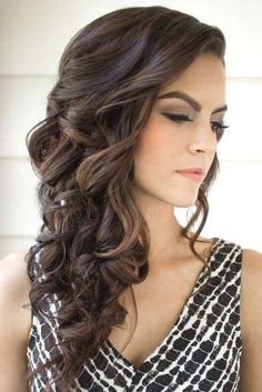 Holiday Party Hairstyles 2020 18 Christmas Party Hairstyles for Wavy Hair My Stylish Zoo Of 98 Wonderful Holiday Party Hairstyles 2020 Party Hairstyles For Long Hair, Christmas Party Hairstyles, Elegant Hairstyles, Up Hairstyles, Wedding Hairstyles, Gorgeous Hairstyles, Female Hairstyles, Homecoming Hairstyles, Creative Hairstyles
