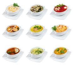 Пять лучших зимних супов в мультиварке