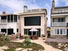 Sunset beach vacation rental vrbo 187655 5 br orange for Cabin rentals in southern california