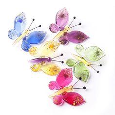 Set of 5 Butterflies, Home Decor, Window Decor, Suncatcher, Mother's Day Gift, Gift under 50 - 1 pc on Etsy, $29.25