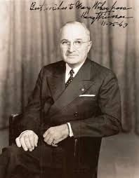 Harry S Truman (May 1884 – December an American politician who served as the US President assuming the office upon the death of Franklin D Roosevelt during the waning months of World War II. List Of Us Presidents, American Presidents, Harry Truman, Executive Branch, Head Of State, Roosevelt, Armed Forces, Super Powers, World War Ii