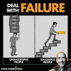 How do you deal with failure? How do you handle adversity? When faced with limitations, how do you treat the situations? The truly great ones use the stones thrown at them to build a skyscrapers! Failing Forward, Mel Robbins, Entrepreneur Motivation, Welcome To The Family, Which One Are You, A Classroom, Don't Give Up, Inspirational Quotes, Motivational