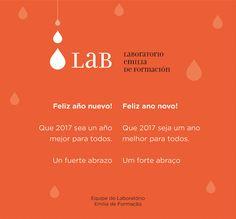 Por un buen 2017! Reading, Happy New Year, Lab, Get Well Soon