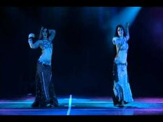 Pretti - oriental moves and expression loveliness - Kami Liddle & Zoe Jakes perform at The Massive Spectacular! 2011
