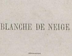 Contes pour les grands et les petits enfants, par Alexandre Dumas.... Blanche de neige. La Chèvre, le tailleur et ses trois fils. Le Roi des quilles. La Reine des neiges   Gallica