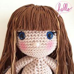 Die 85 Besten Bilder Von Lalylala Und Andere Puppen Amigurumi