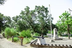 Local History, A 17, Cemetery, Paths, Restoration, The Past, Santa, Tours, Outdoor Decor