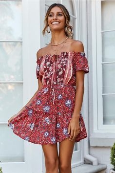 Cute Dresses, Casual Dresses, Short Dresses, Fashion Dresses, Mini Dresses, Awesome Dresses, Woman Dresses, Woman Outfits, Beautiful Dresses