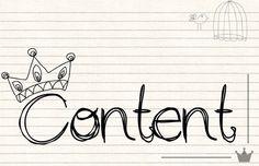 Indicação de blogs! <3 #content #blogs #blogger { #felizcompouco }