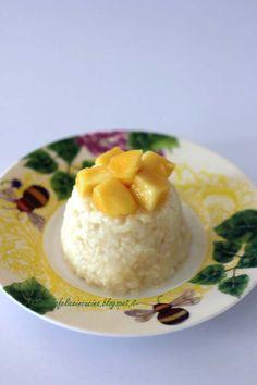 Arabafelice in cucina!: Dolce di riso al latte condensato e frutta