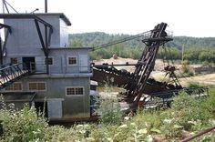 gold dredge #8, near Fairbanks