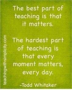 Teaching by Lana H.
