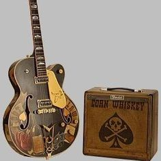 "I've always wanted a <a class=""pintag searchlink"" data-query=""#Gretsch""…"