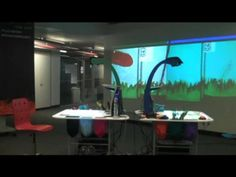 The Never-Ending Drawing Machine produced by David Robert & colleagues at MIT Media Lab is a collaborative creativity station that enables users to co-create and…