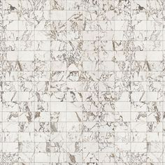 NLXL Materials Wallpaper by Piet Hein Eek - White Marble-24,4 x 15,4 cm | PHM-42 | £199.00