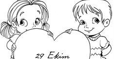 29 Ekim Boyama Sayfaları Snoopy, Fictional Characters, Fantasy Characters