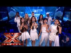 The Final 5 perform Michael Jackson's Earth Song | Week 5 Results| The X...