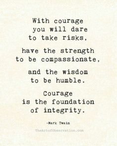 Have the courage to take a risk! Let Goodwill help you achieve your goals: www.goodwillvalleys.com