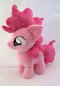 Pinkie Pie filly by SpaceVoyager.deviantart.com on @deviantART