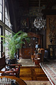 Creating Interiors With Soul From Architectural Digest/RU-The Old House, a boutique hotel