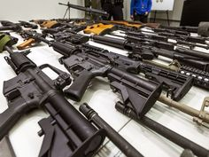 More Americans had their backgrounds checked purchasing guns on Black Friday than any day in the on record, according to data released by the FBI this week. The National Instant Criminal Background...