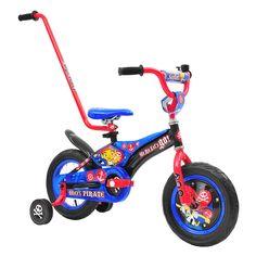 30cm Jake Bike With Parent Handle   Toys R Us Australia