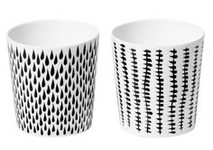 """Bono"" mugs from Design House Stockholm"