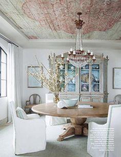 Renovation Update - Flooring! • Segreto Secrets - wood ceiling