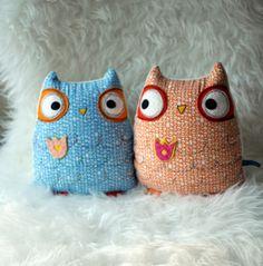Ed's Owls - klayarsenault.com