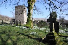 St Michael and All Angels Church in Hubberholm Yorkshire Dales - snowdrops. This town is so small.a church and a pub.and so peaceful and beautiful. Photography Website Design, Take Me To Church, Yorkshire Dales, Art Thou, St Michael, Commercial Photography, New Pictures, Beautiful Landscapes, Britain