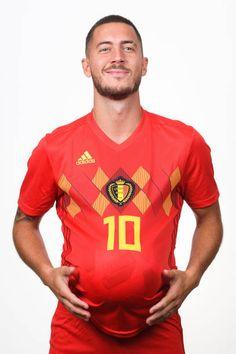 Eden Hazard, Chelsea Fc, Belgium National Football Team, National Football Teams, Hazard Wallpapers, Milan, Madrid, Russia 2018, Bavaria