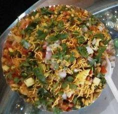 #BhelPuri in #Aurangabad #Street #Food #India #ekPlate #ekplatebhelpuri