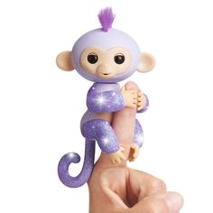 Pink Monkey Friend Fingerlings Fingerling New Bff Collection Ashley And Chance Electronic, Battery & Wind-up