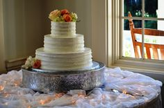 Carlyle House in historic Norcross has the best cakes!