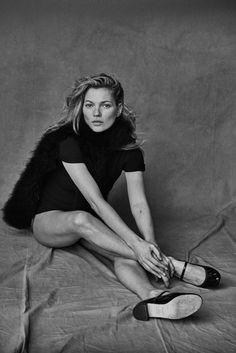 Kate Moss (Vogue Italia)