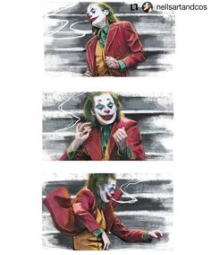 Joaquin Phoenix, Joker Dc, Birthday Wallpaper, Ciri, Instagram Repost, Marvel Dc, Iron Man, Dc Comics, Cool Pictures