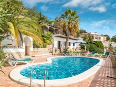 Private pool - sea views - the beach - family friendly - 8 to 10 people - Tossa de Mar Villa, Outdoor Decor, Home Decor, Private Pool, Ocean Views, Parking Space, Fire Places, Towers, Yurts