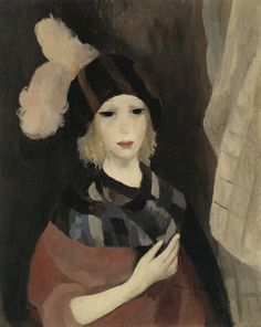 Marie Laurencin (French 1883–1956) [Cubism, Modernism] 1924
