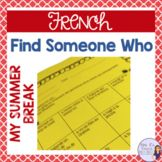 Mme R's French Resources Teaching Resources | Teachers Pay Teachers School Icebreakers, Icebreaker Activities, Back To School Activities, School Resources, Writing Activities, Teacher Resources, French Stuff, French Resources, Past Tense