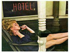 """Lolita, light of my life, fire of my loins."" Lolita. 1962."