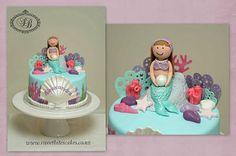 Sweet Bites Cakes: Mermaid Cake