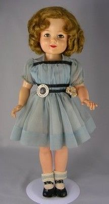 "~ ""Shirley Temple"" Doll ~"