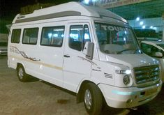 Outstation Tempo Traveller is one of unit of White queen holiday, New Delhi. We are located in the capital of India and prime location Delhi, Paharganj. We offer tempo traveller on rent services from last 10 year with various seating tempo traveller with comfortable seats, AC and more other facilities.