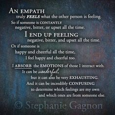 INFJ feels others feelings so the the emotions of those around them will have tremendous impact on their own mood Infp, Highly Sensitive Person, Sensitive People, Mbti, Intuitive Empath, Infj Personality, E Mc2, Way Of Life, Found Out