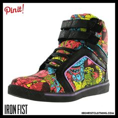 Blog - Iron Fist Pinterest Graphics $70 Ah perfect for the autumn.