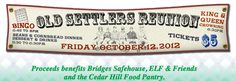 Country Day on the Hill event:    Old Settler's Reunion   Cedar Hill, Texas #VisitCedarHill