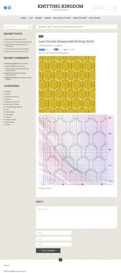 Screenshot http://www.knittingkingdom.com/lace-circular-honeycomb-knitting-stitch/ - created via https://pinthemall.net